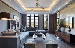 Modern lounge design