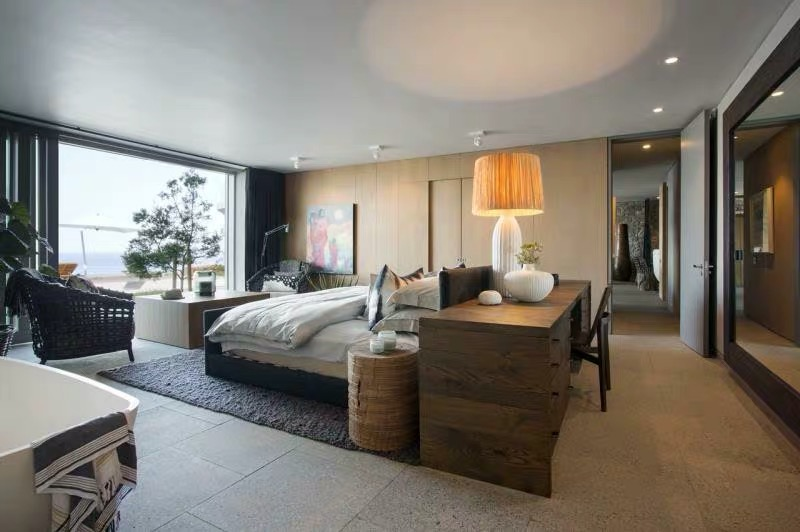 Mid-Centry Modern bedroom inspiration