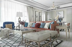 Hollywood Glam lounge design