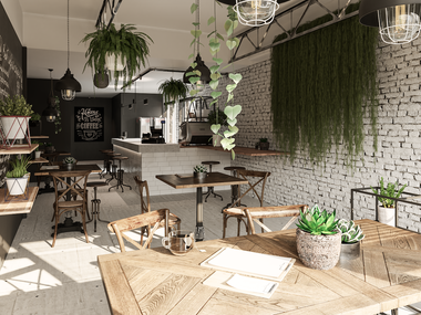 Stockport Cafe conversion project