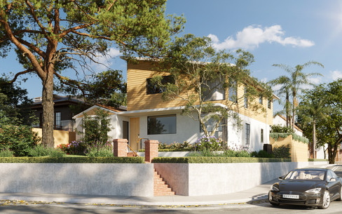 Hollywood, America custom built property for private client