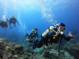 冒險上癮:From Skydiving to Scuba Diving(上)