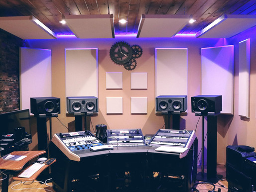 """Setting Up A Home Studio: The """"Essentials"""" vs. """"Nice-to-Haves"""""""