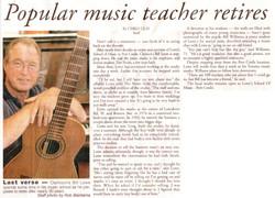 Mississauga News, Wednesday August 8th, 2007 (edited)
