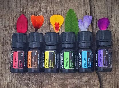 doTERRA essential Oils emotions