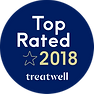 Toprated-treatwell 2018-logo