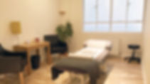 Light centre moorgate therapy room - a t