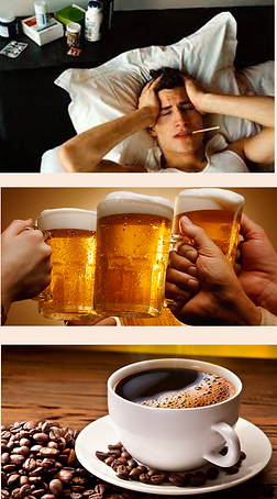 male-infertility-causes-fever-beer-coffee
