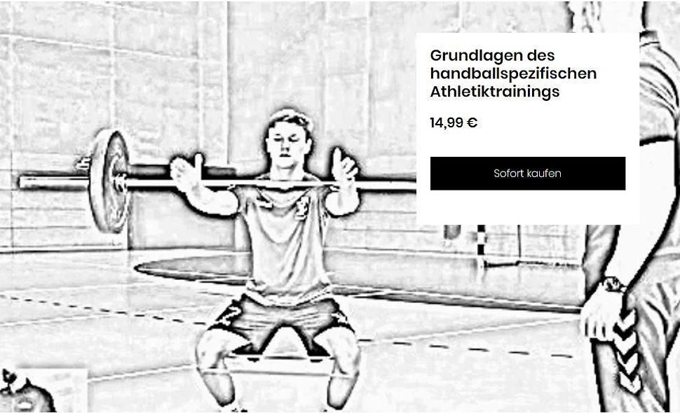 Grundlagen des handballspezifischen Athl