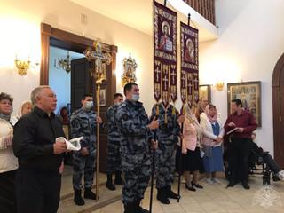 Богослужения в день святого великомученика Георгия Победоносца.