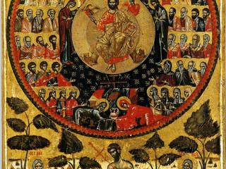 Богослужения в Неделю 1-ю по Пятидесятнице.