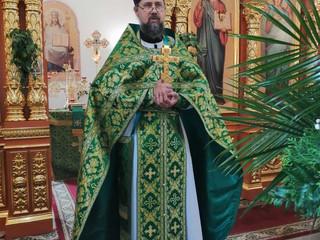 Богослужения вНеделю 8-ю по Пасхе, Дня Святой Троицы, Пятидесятницы.
