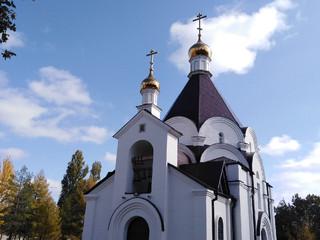 Праздник Покрова Пресвятой Богородицы.