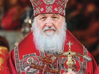 Пасхальное послание патриарха Московского и всея Руси Кирилла.