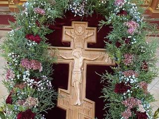 Богослужения в праздник Воздвижения Креста Господня.
