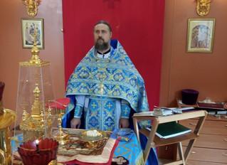Праздник Успения Пресвятой Владычицы нашей Богородицы и Приснодевы Мари.