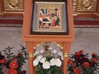 Богослужения в праздник Рождества Пресвятой Богородицы.