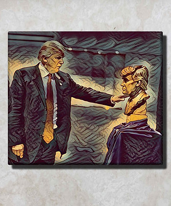 """Trump & Bust"""