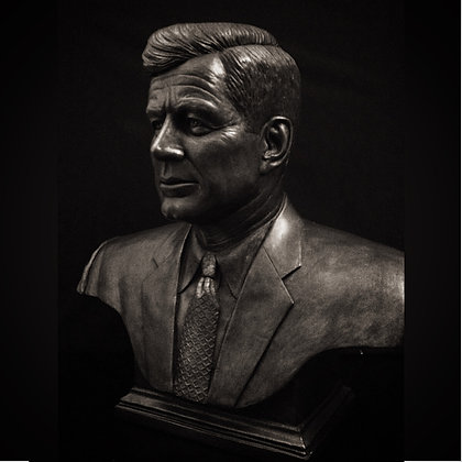 """John F. Kennedy"" Bust"