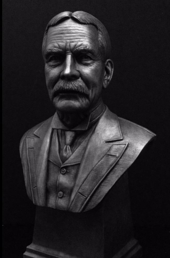 Henry M. Flagler Bust
