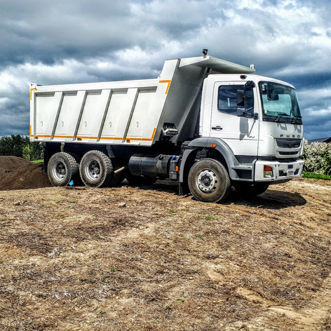 New FUSO FJ2528 Tipper Truck