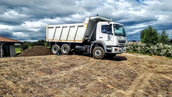 New FUSO Tipper Truck!!!