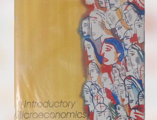 Microeconomics for Class 11th NCERT