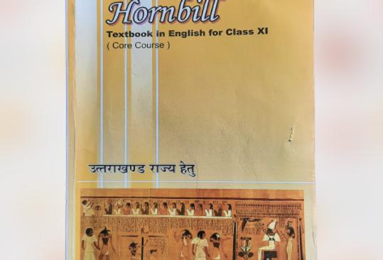 Hornbill for class 11th NCERT