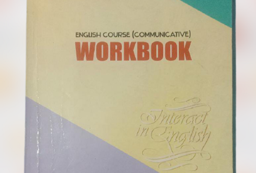 English Course (communicative) Workbook class 10th