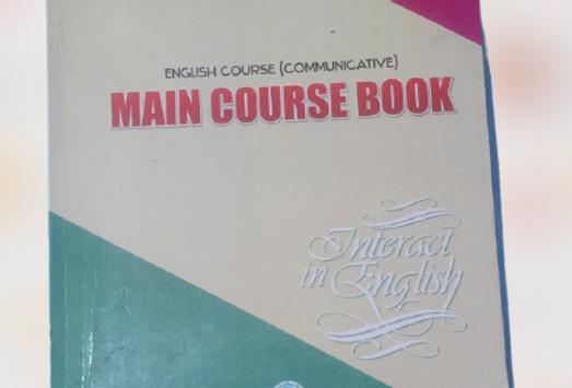 English main course book class 10th
