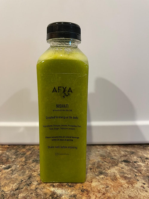 The Cold-pressed Juices Nashati flavor