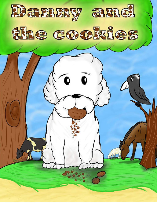 Danny and the Cookies