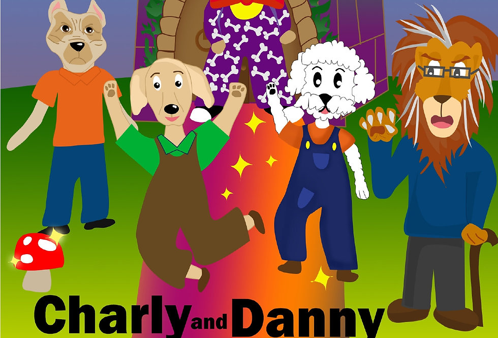 Charly and Danny buddies forever