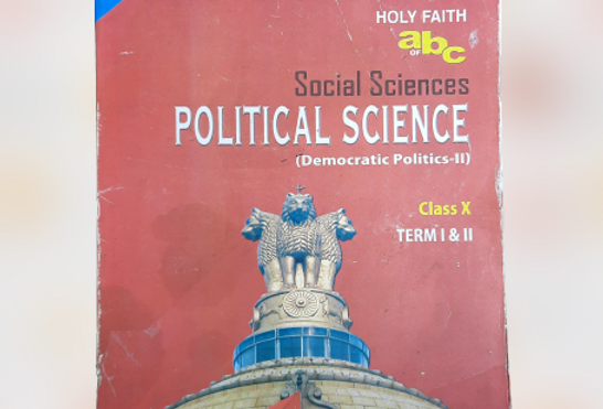 Political Science class 10th NCERT
