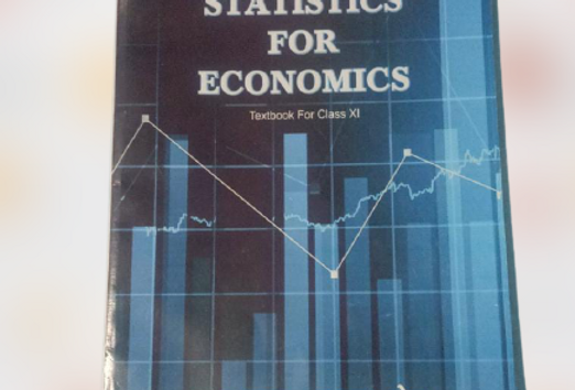Statistics for economics class 11th