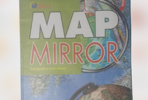 Map mirror for class 10th students