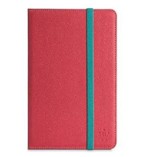 Belkin Classic Strap Cover For Ipad Air In Pink