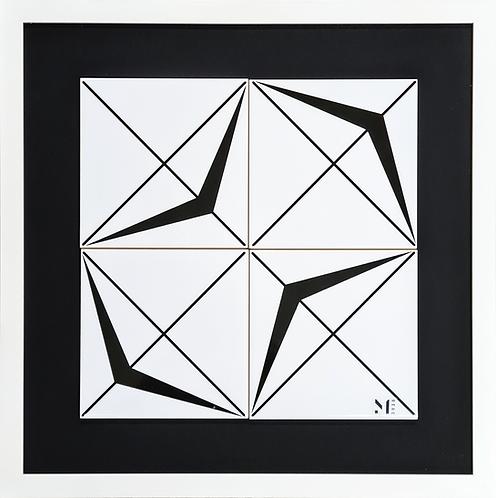 Quadro | Prisma | 2x2
