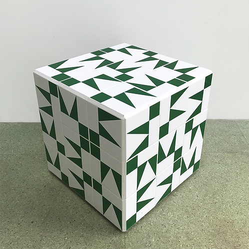 Cubo | Flag | 3x3x3