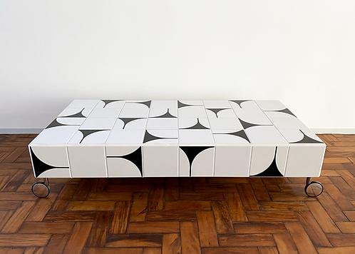 Mesa de Centro | JK II | 8x4x1