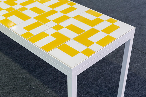 Banco Base Metálica | Blocks | 10x3