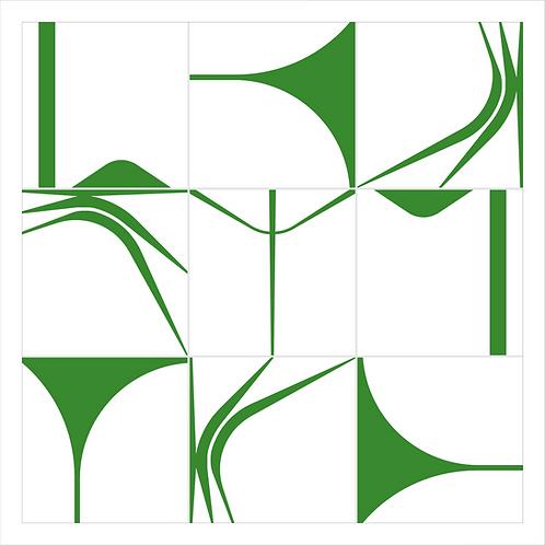 Quadro | BRASÍLIA60 | Verde