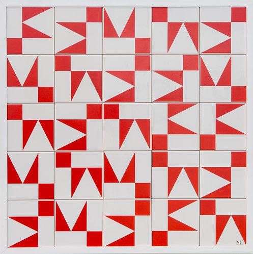 Quadro | Flag | 5x5