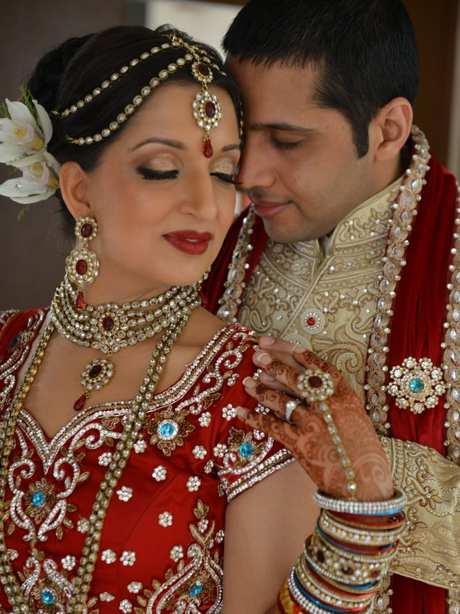 Indian Wedding Makeup Artist