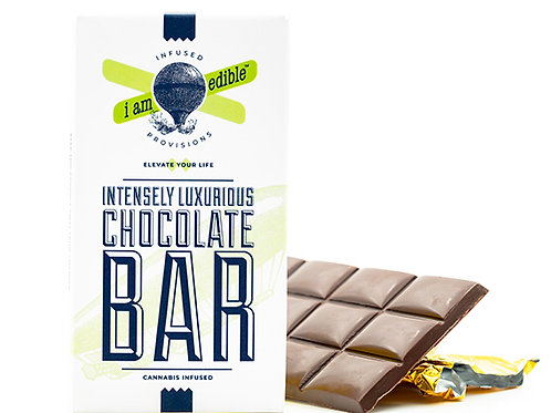 Dark Chocolate CBD (100mg CBD) (Min Order 100 Units)