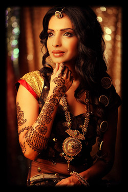 Bridal Mehndi Photoshoot