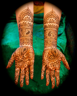 Bridal Mehndi Artist