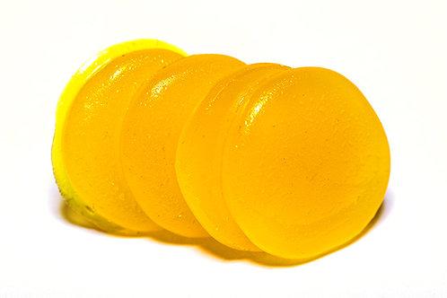 Lemon 50mg CBD 4 PK (200mg CBD - no THC) (Min Order 100 Units)