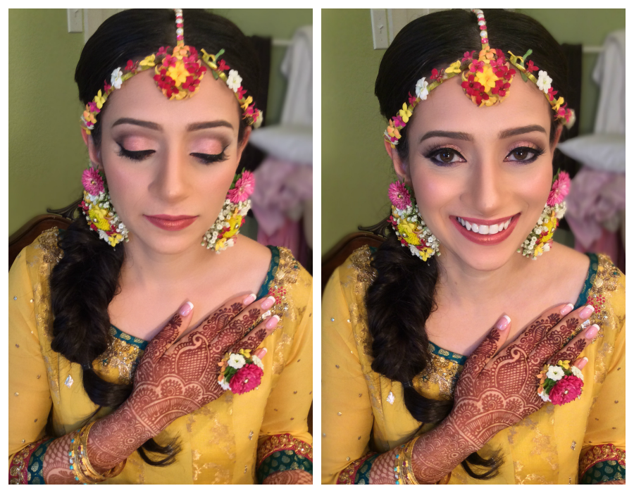 Indian Pakistani Bridal Makeup Artist Austin TX