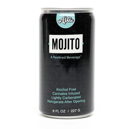 Alta Mojito Flavored Cannabis Infused Beverage